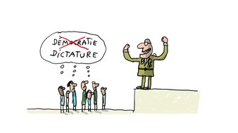 C'est quoi  un dictateur ?