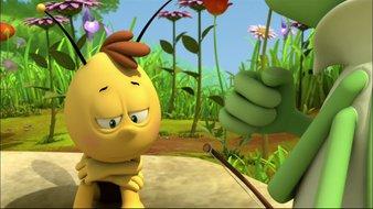 Willy prend la mouche