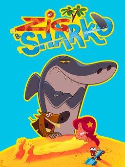 Regarder Zig et Sharko en vidéo
