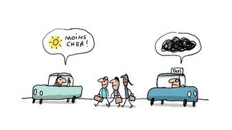 Pourquoi les taxis sont en colère ?