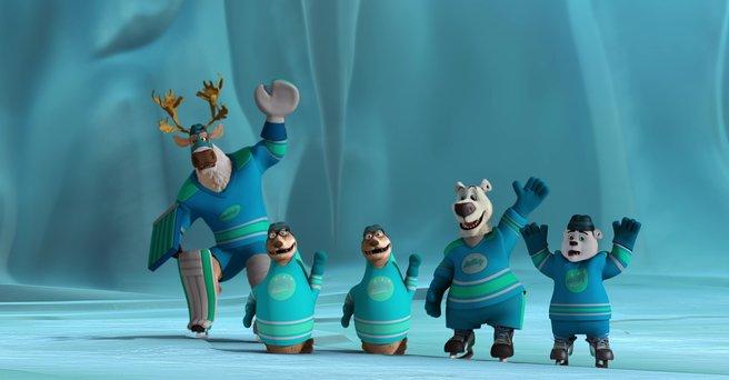 Regarder: Norm : les All Stars de l'Arctique