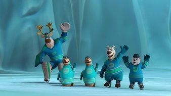 Norm : les All Stars de l'Arctique