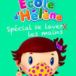 avatar La petite école d'Hélène - Spécial se laver les mains
