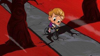 L'histoire du vélo fantôme à frissonner