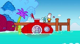 Didou construis-moi un sous-marin