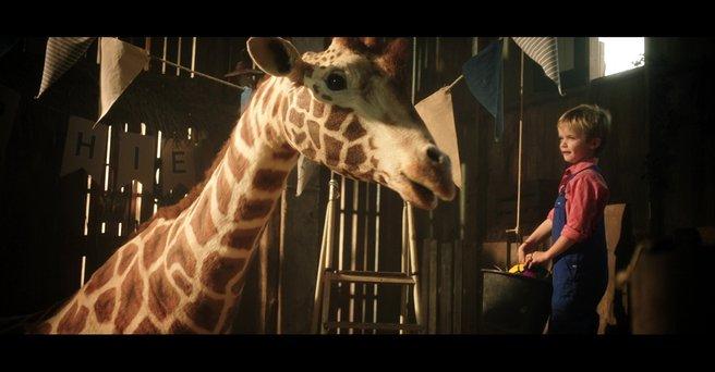 Regarder: Raf ma girafe
