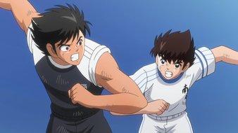 L'esprit ardent du tigre et de Tsubasa