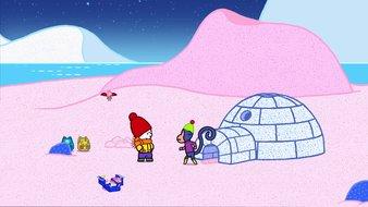 Didou construis-moi un igloo