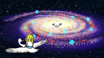 Le grand nid d'étoiles