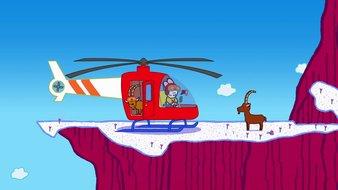 Didou construis-moi un hélicoptère