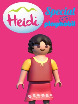 Regarder Heidi en vidéo