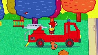 Didou construis-moi un camion de pompiers