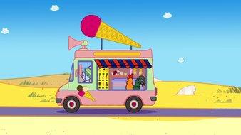 Didou Construis-moi un camion de glace