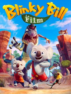 Blinky Bill le film : regarder le film