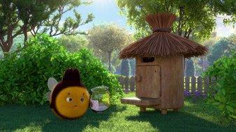 Boo la grosse abeille