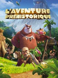 L' Aventure préhistorique: regarder le film