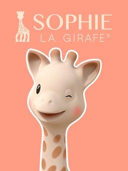 Regarder Sophie la girafe en vidéo