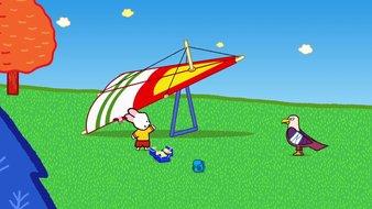 Didou Construis-moi un deltaplane