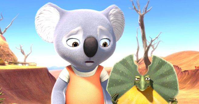Regarder: Blinky Bill le film