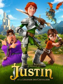 Regarder Justin et la légende des chevaliers en vidéo