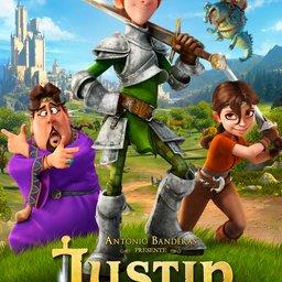 avatar Justin et la légende des chevaliers