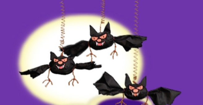 Regarder: La chauve-souris