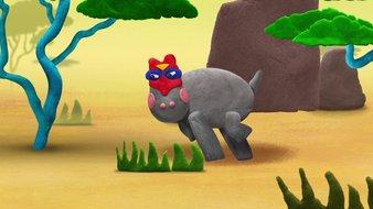 Badou l'Hippopotame