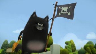 Splat, Harry et les Pirates