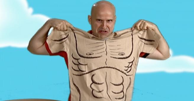 Regarder: Monsieur Muscle