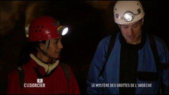 Le mystère des grottes de l'Ardèche