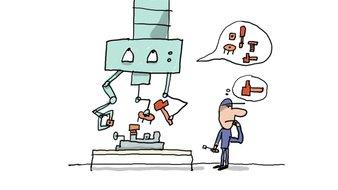 Les robots sont-ils plus intelligents que les hommes?