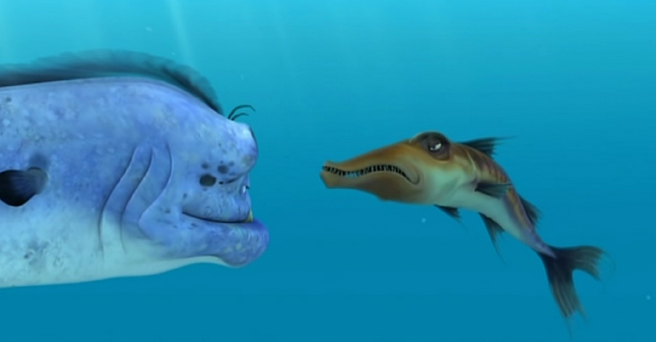 Regarder: Festin de requin