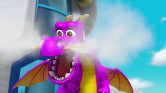 Le gentil dragon