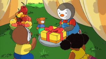 L'anniversaire de Doudou