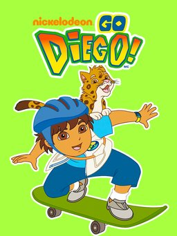 Regarder Go Diego ! en vidéo