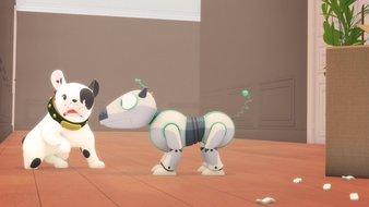 Le chien robot