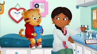 Dany va chez le médecin
