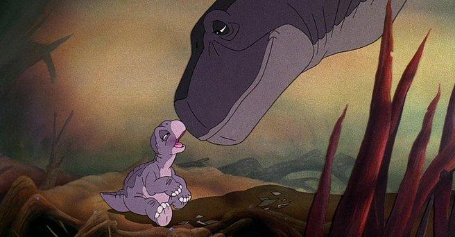 Regarder: Le Petit Dinosaure et la Vallée des merveilles