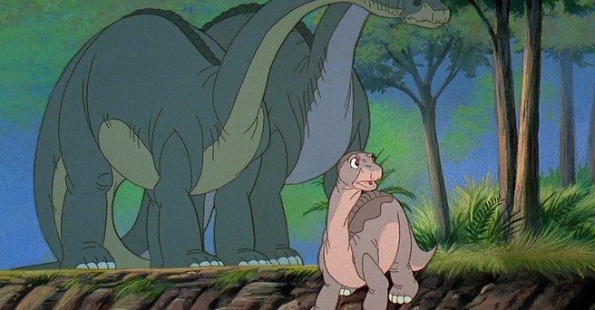Regarder: Le Petit Dinosaure : La Source miraculeuse