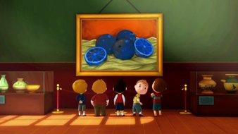 Le musée de peintures
