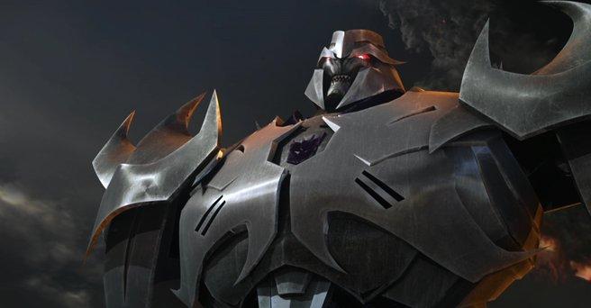 Regarder: Le règne de Megatron