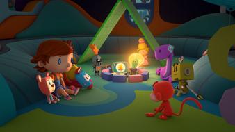 Camping intérieur