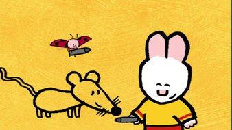 Didou, dessine-moi une souris