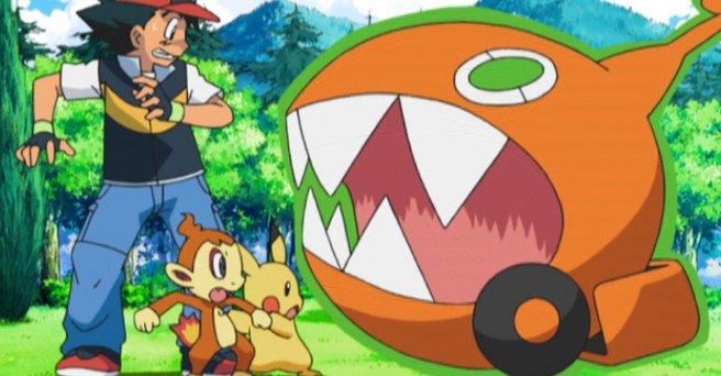 Regarder: Motisma, un Pokémon bien malicieux