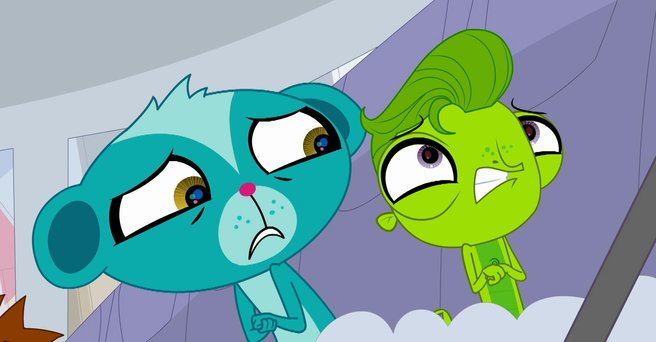 Regarder: Le Littlest Pet Shop contre les aliens