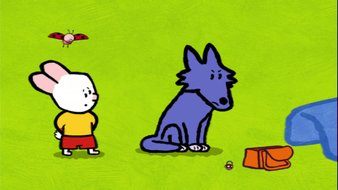 Didou, dessine-moi un loup
