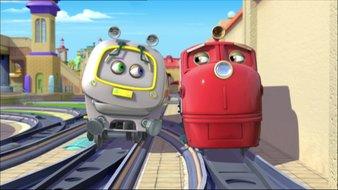 Les yeux sur les rails, Wilson !