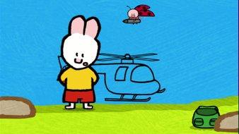 Didou, dessine-moi un hélicoptère