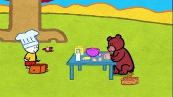 Didou, dessine-moi un ours