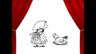 La petite bonne femme, la mouche et le commissaire